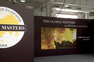 Olympia Exhibition Centre Exhibition Stand London Wine and Spirits Fair